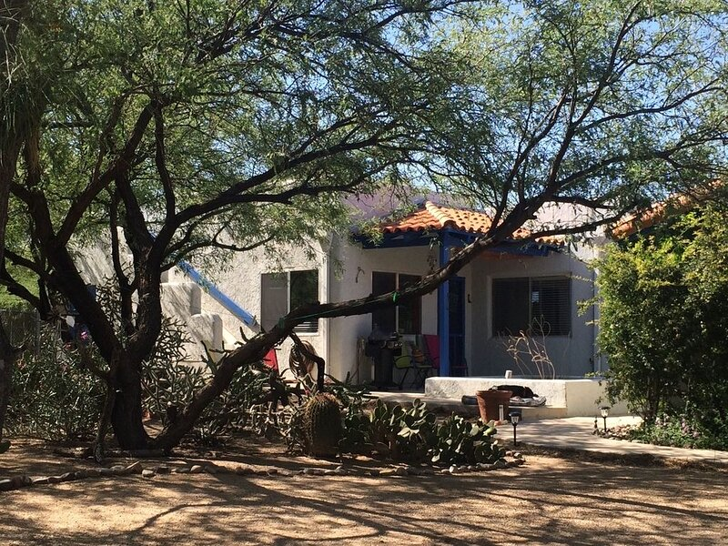 Private Catalina Mountain Casita on Cloud Nine!, holiday rental in Mount Lemmon