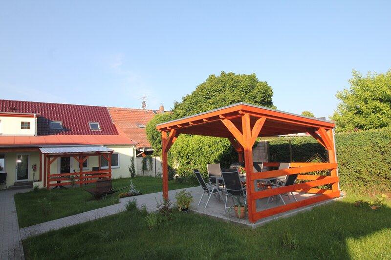 Traumfänger , Ferienwohnung für 4 Personen auf 104 qm, Ferienwohnung in Himmelpfort