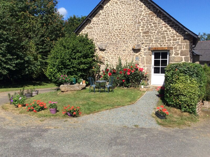 Cosy Country Cottage in Rural France, vacation rental in Saint-Aignan-de-Couptrain