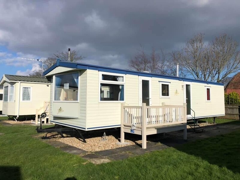 North Shore moonstone Family caravan – semesterbostad i Skegness