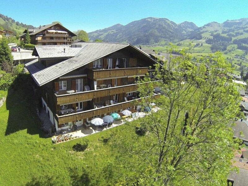 Heavenly, holiday rental in Zweisimmen