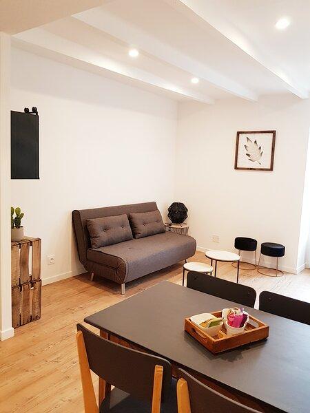 L'Annexe : Appartement 4 personnes dans le Golfe du Morbihan - Bretagne Sud, location de vacances à Arradon