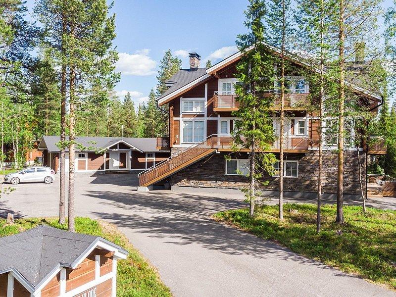 Golfväylä 3b, holiday rental in Kittilä