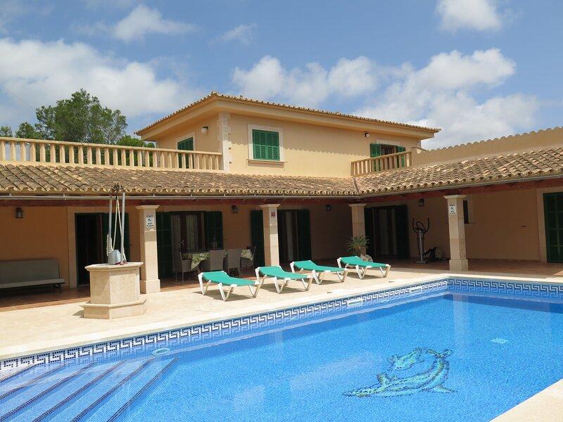 Peña Rubia (MUR146), location de vacances à Calas de Majorca