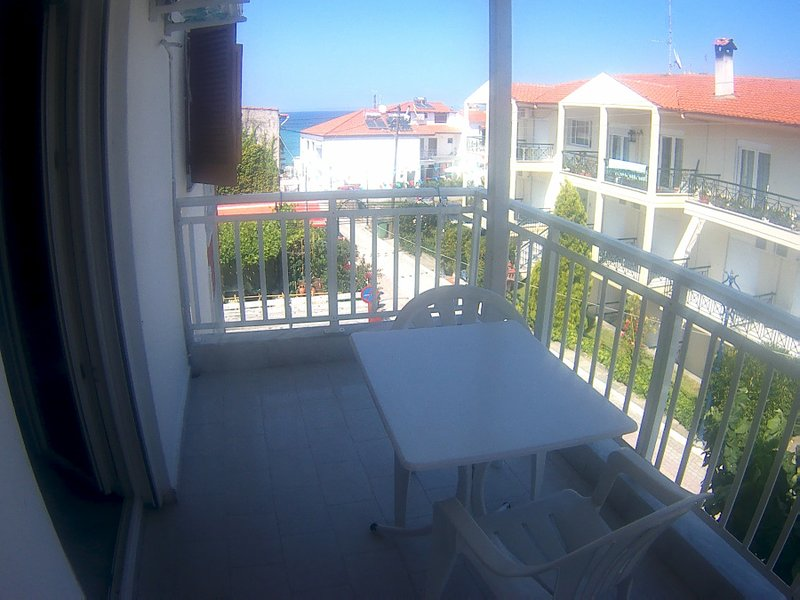 Studio Apartment, location de vacances à Polychrono