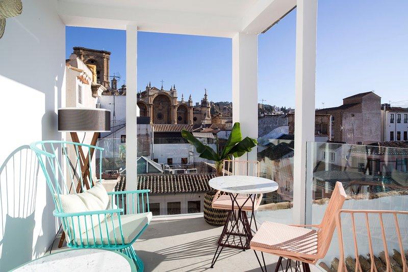 Apartamento Deluxe junto a la Catedral, vacation rental in Melejis
