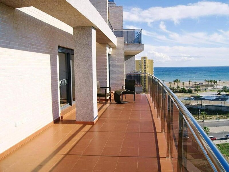Luxury Penthouse, holiday rental in Alicante