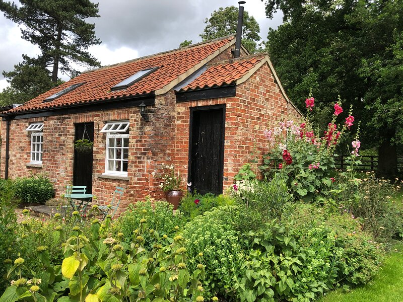 The Salt House Cottage, Pilmoor York, Ferienwohnung in York