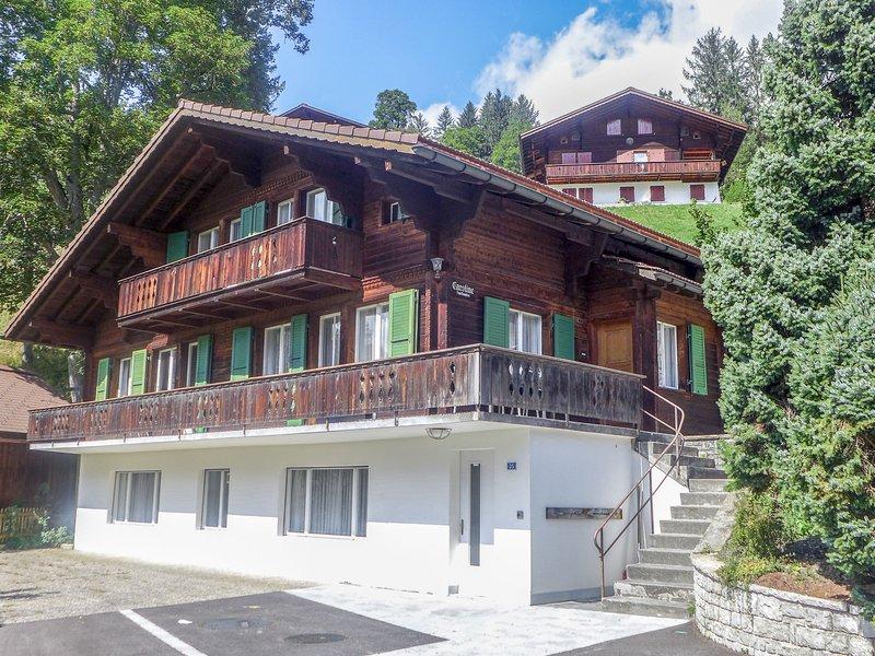 Caroline, location de vacances à Grindelwald
