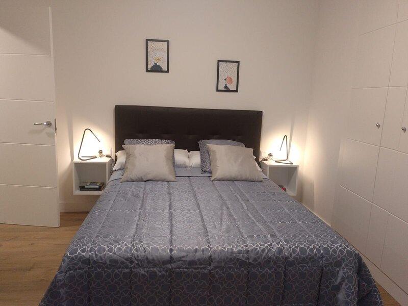 PRECIOSO APARTAMENTO EN EL CASCO ANTIGUO., holiday rental in Lardero