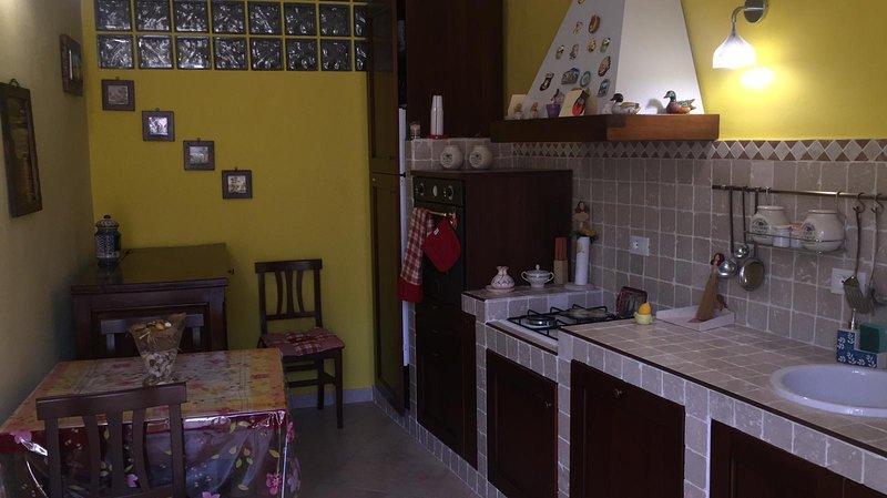 CASA ACCIANO, vacation rental in Celano