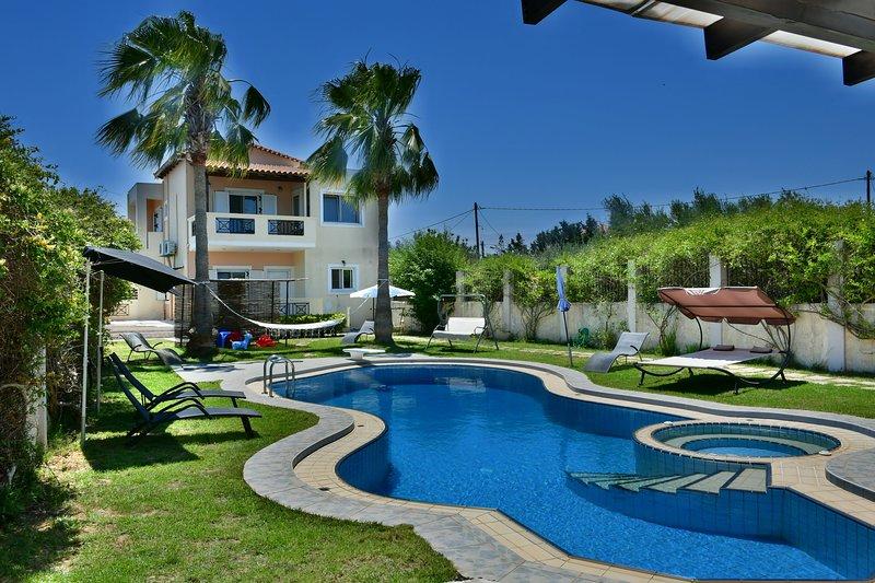 Ifigeneias lavish # family jewel-1 #work from home, holiday rental in Kampani