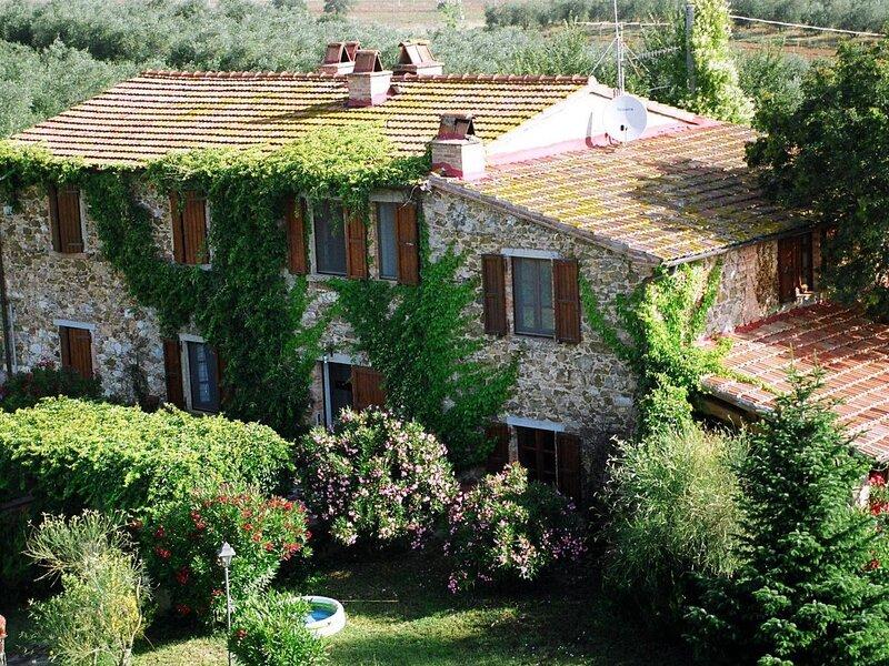 Podere Gli Scopai Wohnung Nr. 3, holiday rental in Giuncarico