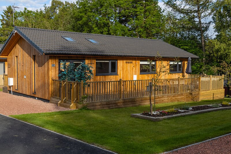 Settlers Lodge, holiday rental in Greenhaugh