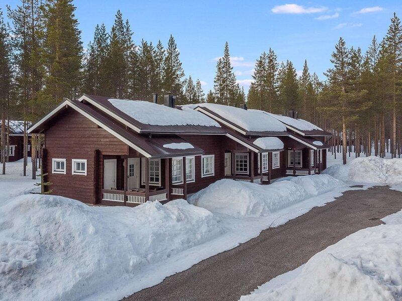 Levin kultakoto, holiday rental in Kittilä