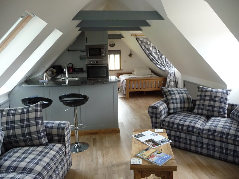Oakwrights Boutique Self Catering / B&B Studio in stunning Terling, Ferienwohnung in Maldon