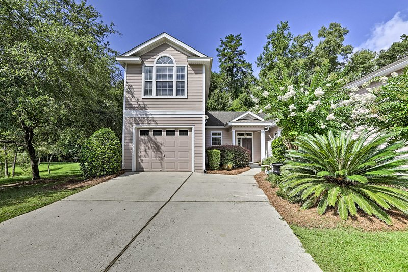 NEW! Pet-Friendly Tallahassee Home 5Mi to Downtown, alquiler de vacaciones en Tallahassee
