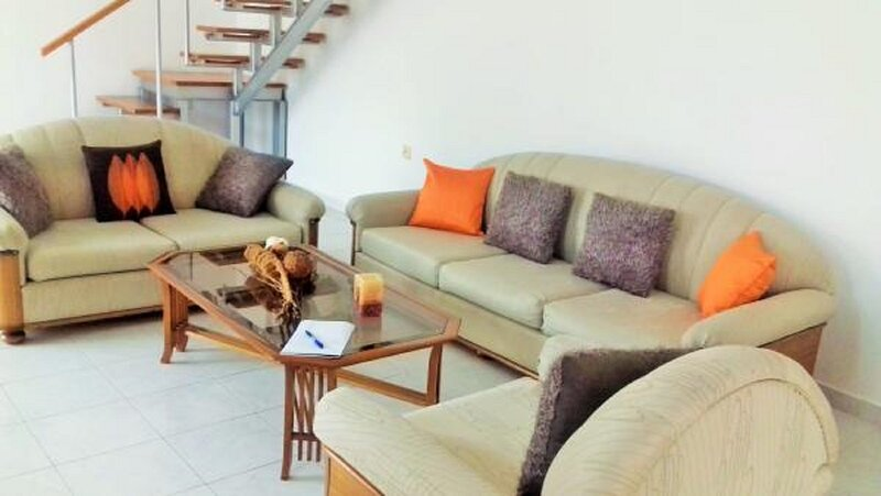 Maria's Apartment, holiday rental in Paradeisi