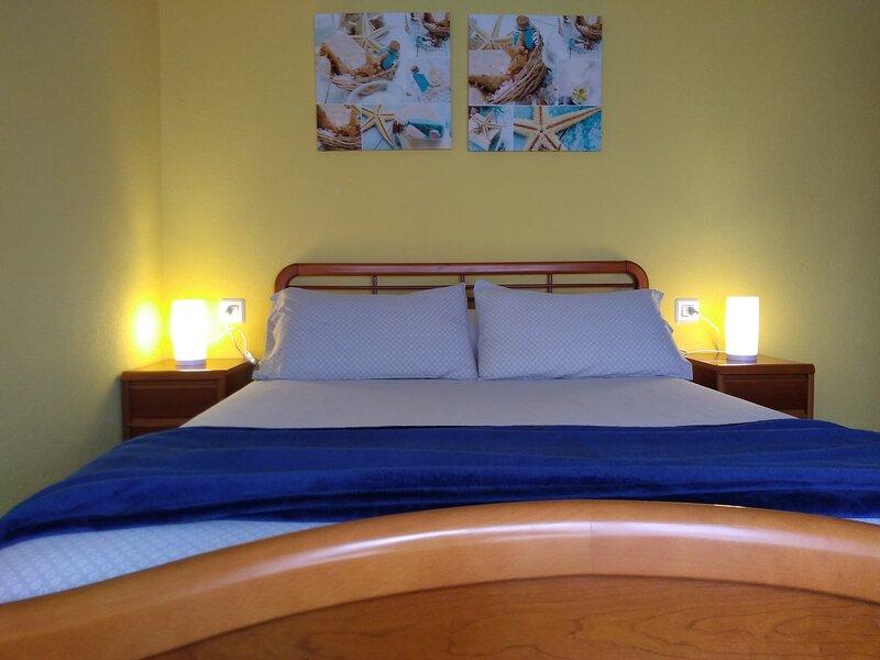 Amplio y Confortable en el Centro de Avilés  Terraza Ascensor, casa vacanza a Naveces