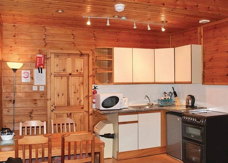 Woodland Hazel Lodge by Killin, Loch Tay, location de vacances à Loch Tay