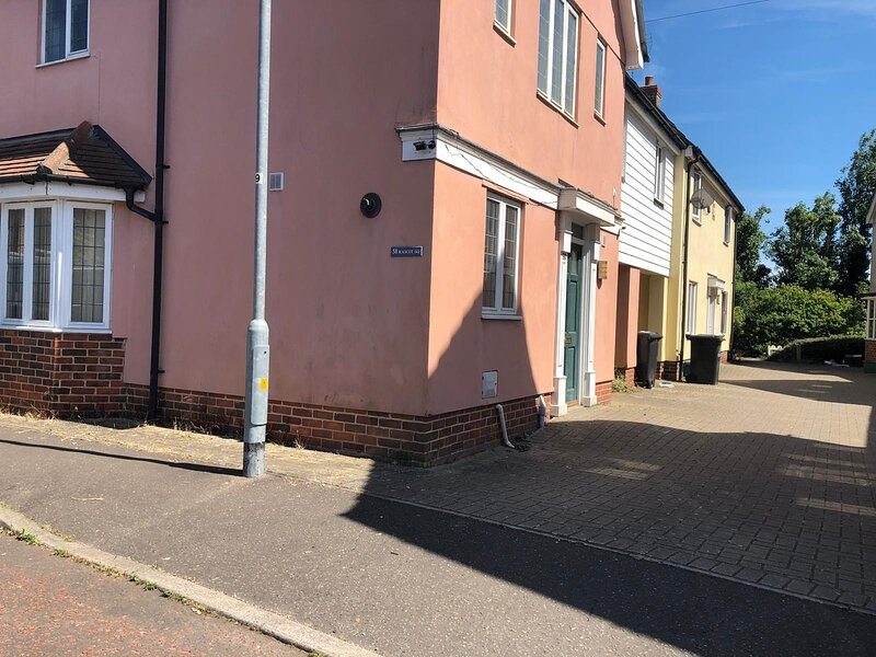 Impeccable 3-Bed House in Colchester, holiday rental in Birch