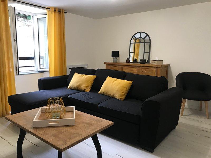 Appartement centre historique Neufchâteau, holiday rental in Neufchateau