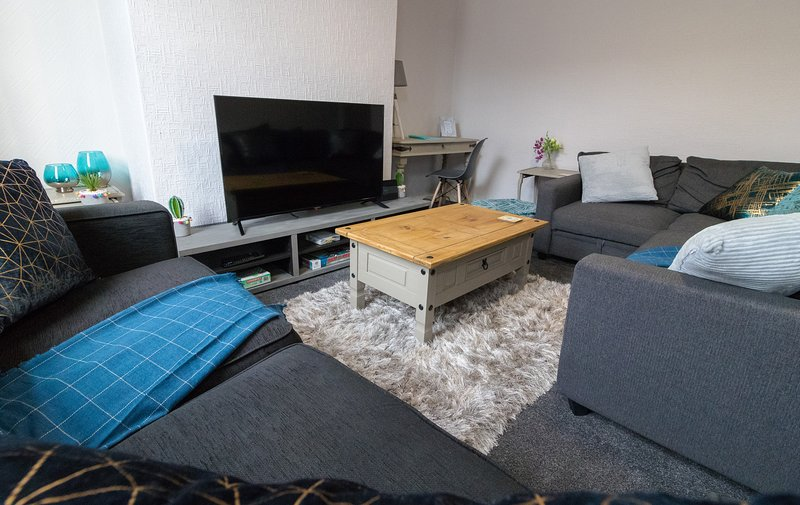Ideal Home Away in Bury, holiday rental in Wigan