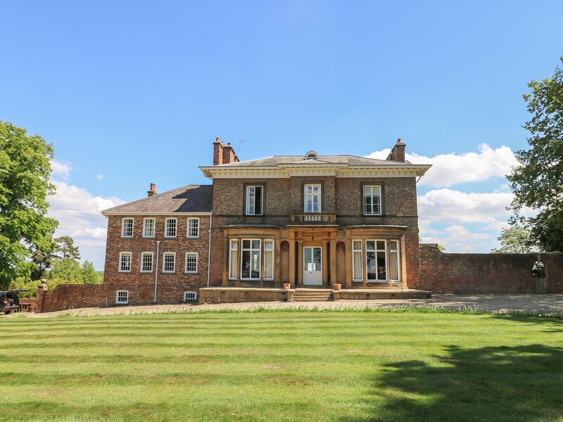 Brook Hall, Tadcaster, holiday rental in Tockwith