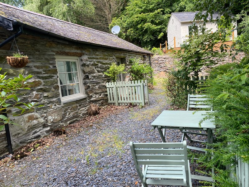 Coedmor Cottage, holiday rental in Barmouth