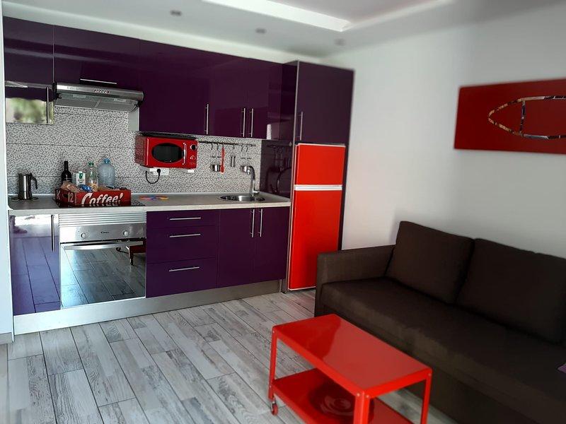Apartamento Costa Adeje Complejo Mareverde, holiday rental in Tenerife