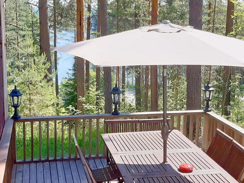 Piilutupa, holiday rental in Korpilahti