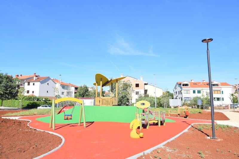 Near us children playground