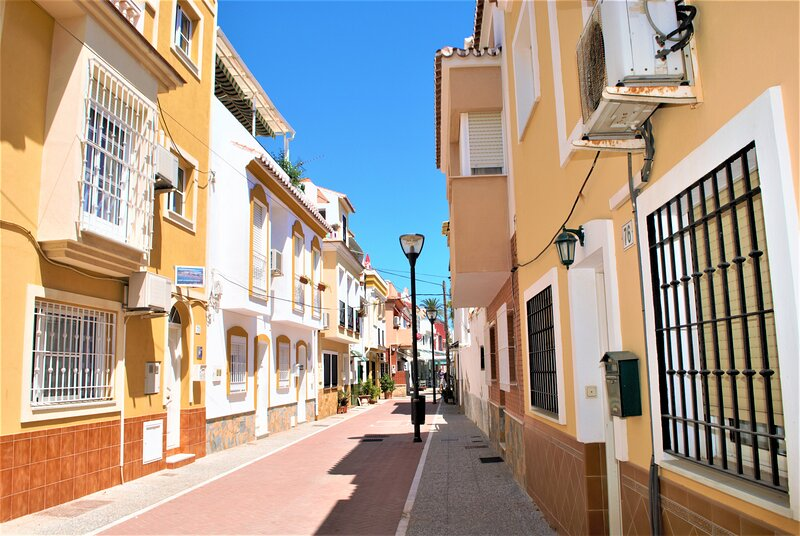 In a beautiful house to  30 meters from the beach, holiday rental in Pedregalejo