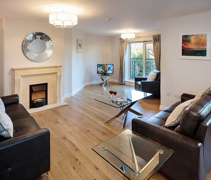 WALK TO CITY CENTER-BALLSBRIDGE 3BR-2BA APT, vacation rental in Howth