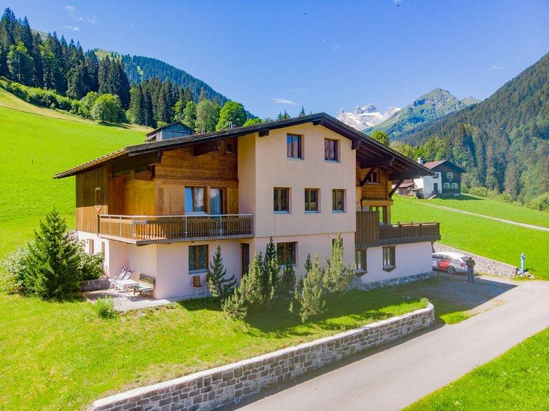 Ainhauser, holiday rental in Gruesch