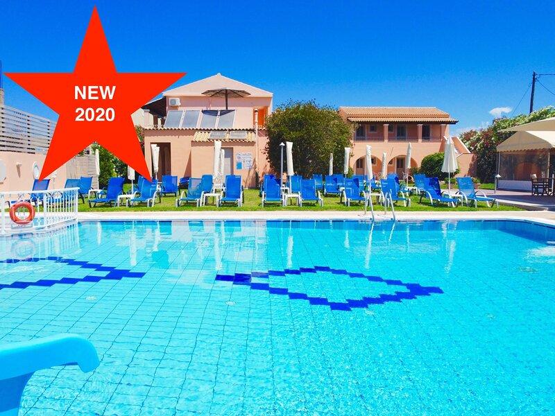 Cherry Apartment - new for 2020 - Sidari, vacation rental in Sidari