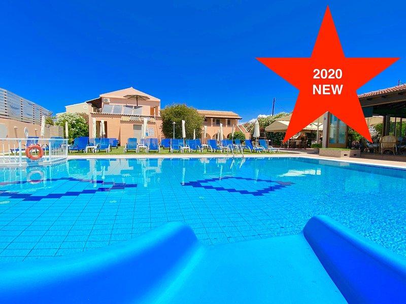 Lavender Apartment - new for 2020 - Sidari, vacation rental in Sidari