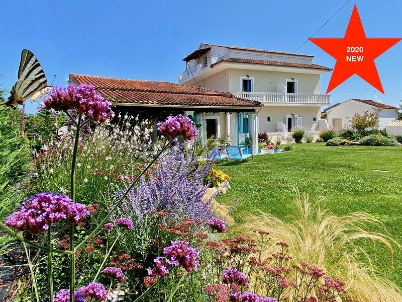 Villa Doma Beach, vacation rental in Astrakeri