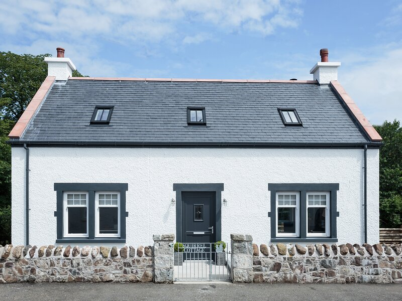 Squirrel Cottage, Kirkcolm, location de vacances à Lendalfoot