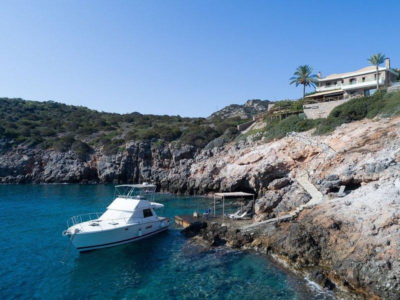 Villa Alantha, location de vacances à Agios Nikolaos