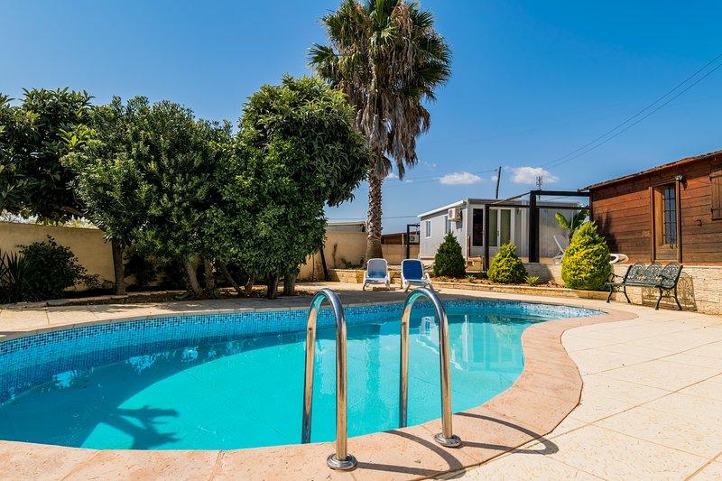 Orchis Blue Villa, Alcantarilha, Algarve, alquiler de vacaciones en Alcantarilha