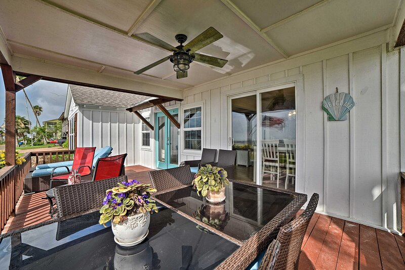 Rockport Vacation Rental House | 1BR | 1BA | 2 Guests | 1,200 Sq Ft