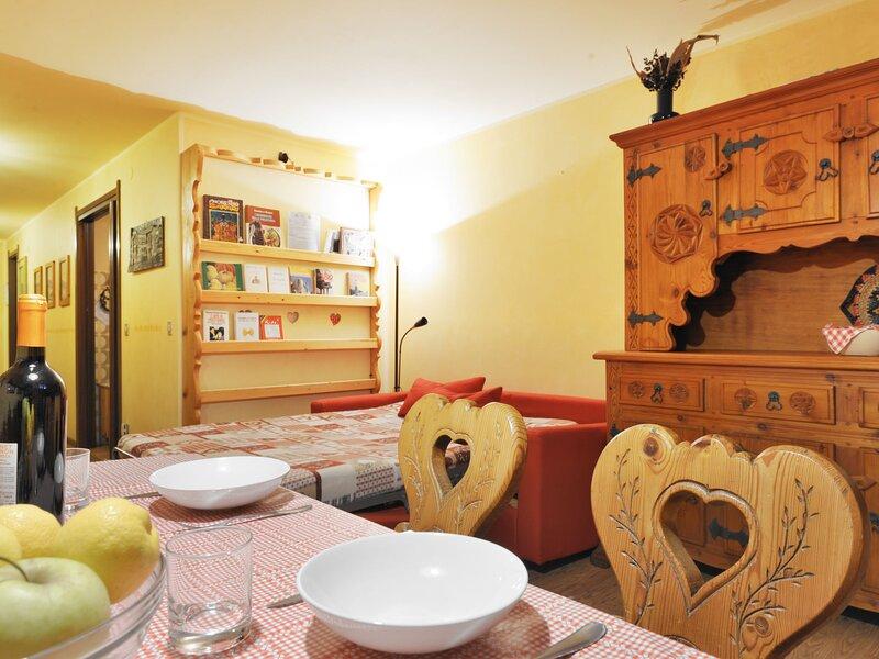 Enrosadira, holiday rental in Alba di Canazei