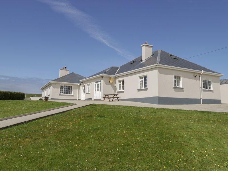 Erris Head House, Belmullet, County Mayo, holiday rental in Bangor Erris