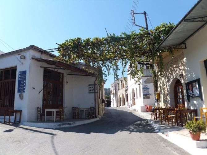 Brand new & Comfy studio on the Village Square, vacation rental in Gavalohori