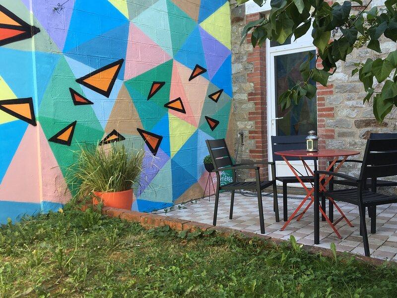 Chez Casimir - 'un jardin en ville', holiday rental in Cesson-Sevigne