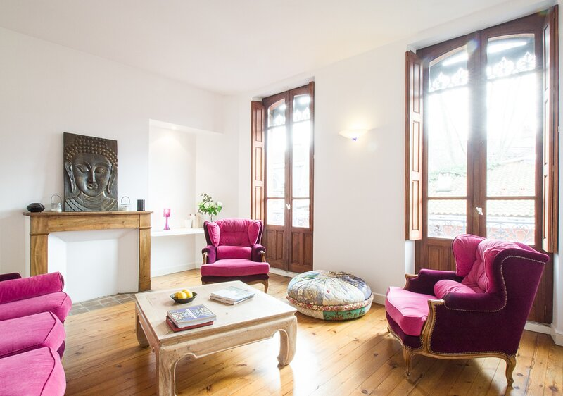 Le Mercier, holiday rental in Toulouse