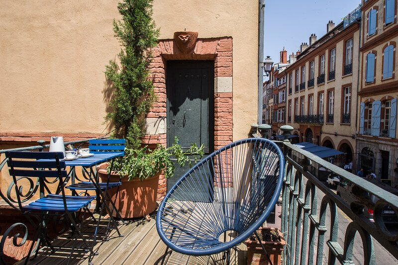 Le Pharaon, vacation rental in Toulouse