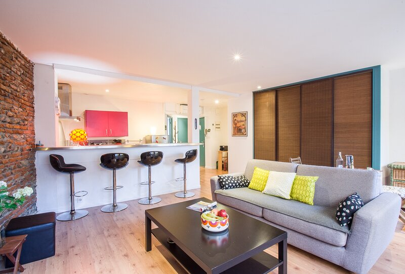 LE ROSA BONHEUR, holiday rental in Quint-Fonsegrives