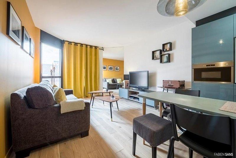 Le Windsor - Studio de standing en centre-ville, holiday rental in Quint-Fonsegrives